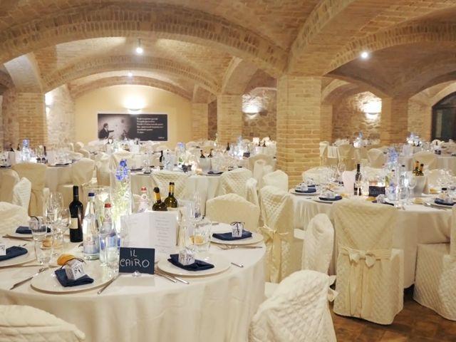 Il matrimonio di Andrea e Martina a Gubbio, Perugia 19