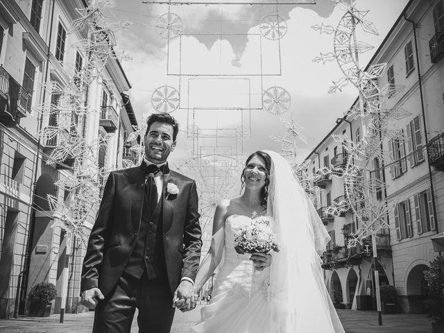Il matrimonio di Paolo e Rossana a Cuneo, Cuneo 47