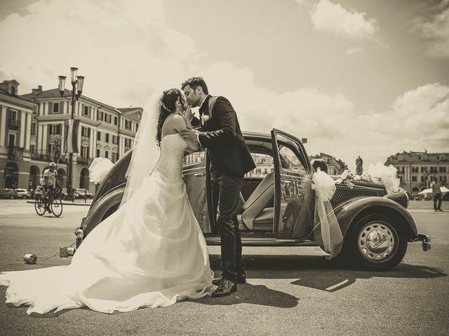 Il matrimonio di Paolo e Rossana a Cuneo, Cuneo 48