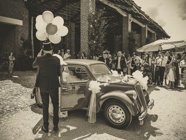 Il matrimonio di Paolo e Rossana a Cuneo, Cuneo 55