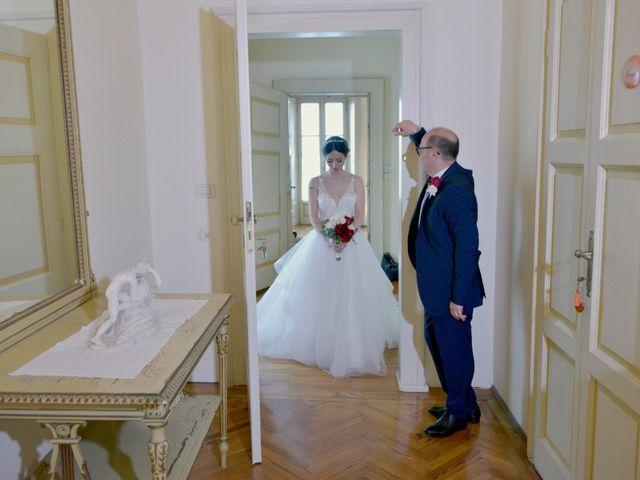 Il matrimonio di Claudio e Valentina a Erba, Como 32