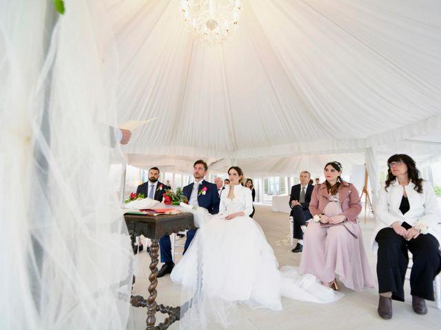 Il matrimonio di Claudio e Valentina a Erba, Como 33