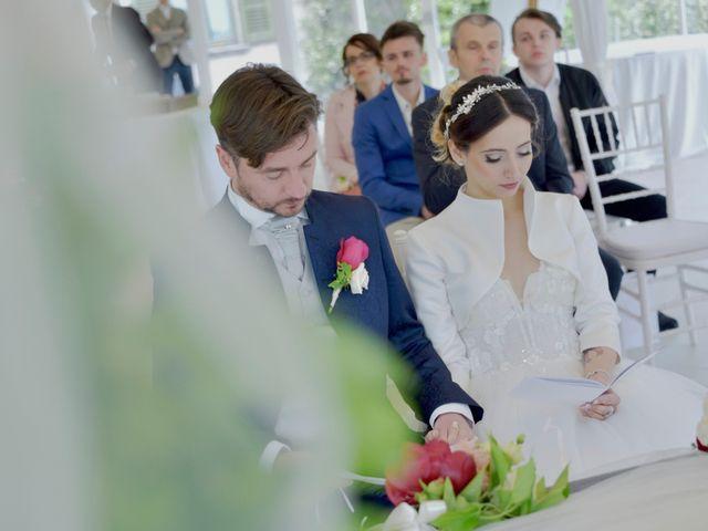 Il matrimonio di Claudio e Valentina a Erba, Como 34