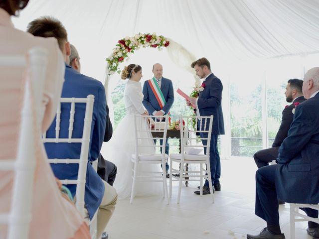 Il matrimonio di Claudio e Valentina a Erba, Como 36
