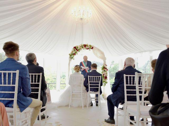 Il matrimonio di Claudio e Valentina a Erba, Como 37