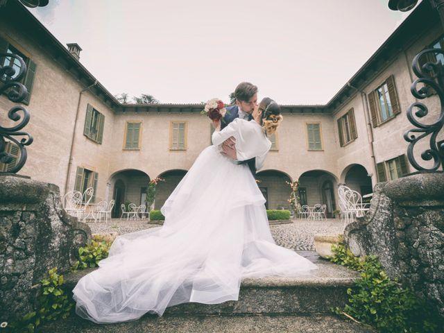 Il matrimonio di Claudio e Valentina a Erba, Como 39