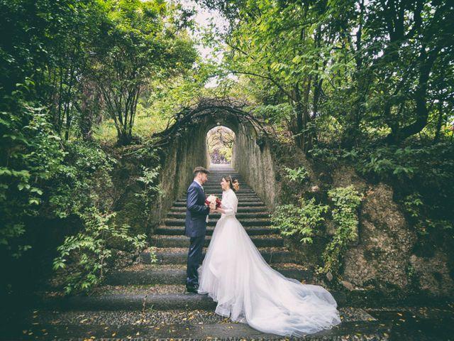 Il matrimonio di Claudio e Valentina a Erba, Como 41