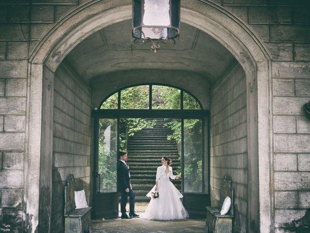 Il matrimonio di Claudio e Valentina a Erba, Como 48