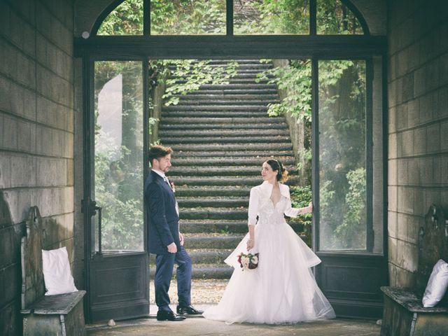 Il matrimonio di Claudio e Valentina a Erba, Como 50
