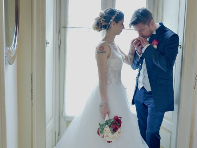 Il matrimonio di Claudio e Valentina a Erba, Como 51