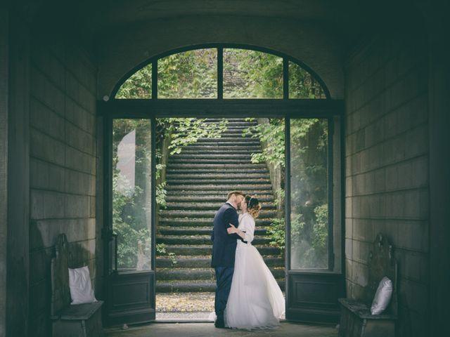 Il matrimonio di Claudio e Valentina a Erba, Como 52