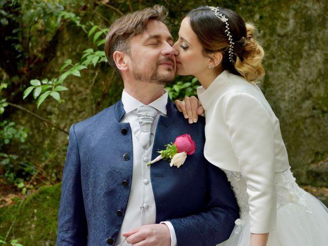 Il matrimonio di Claudio e Valentina a Erba, Como 53