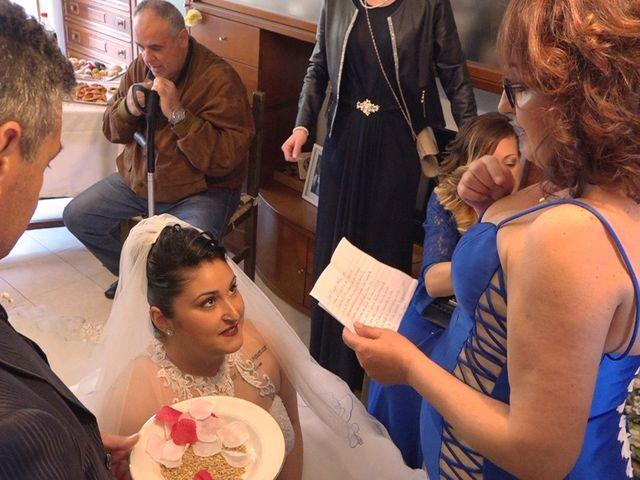 Il matrimonio di Mark e Uccia a Chiaramonti, Sassari 6