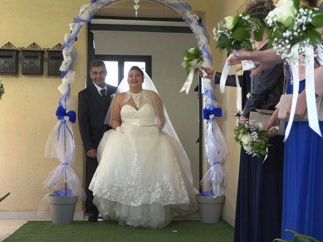 Il matrimonio di Mark e Uccia a Chiaramonti, Sassari 8