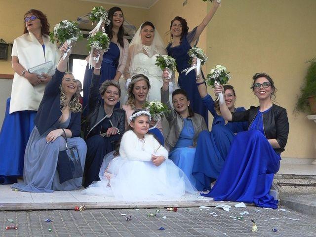 Il matrimonio di Mark e Uccia a Chiaramonti, Sassari 9