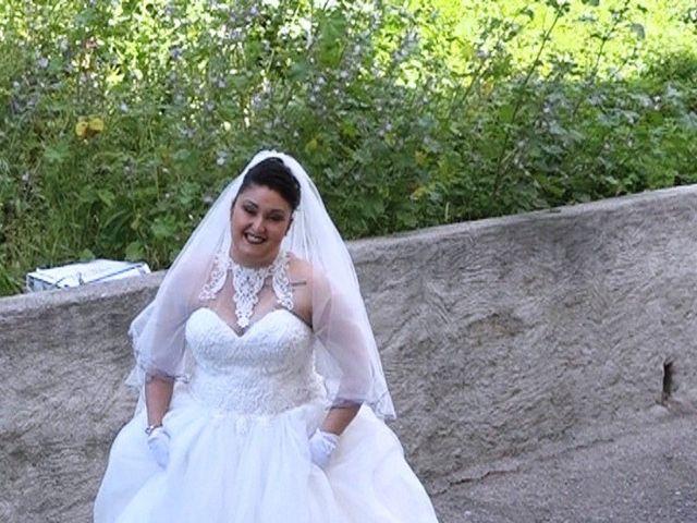 Il matrimonio di Mark e Uccia a Chiaramonti, Sassari 10