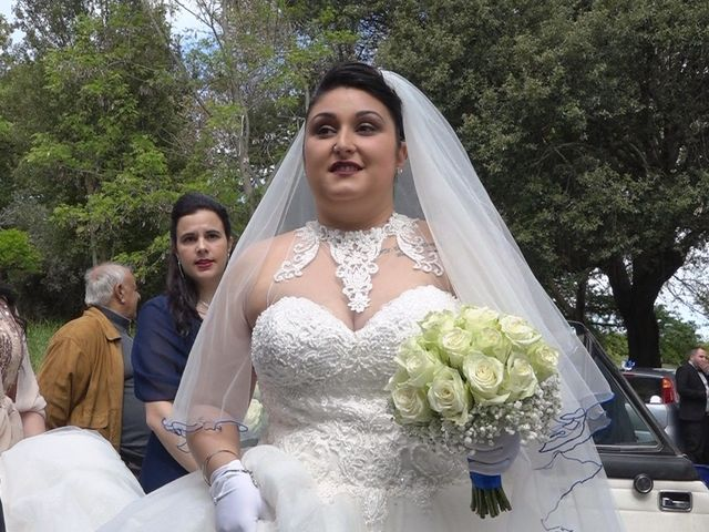 Il matrimonio di Mark e Uccia a Chiaramonti, Sassari 13
