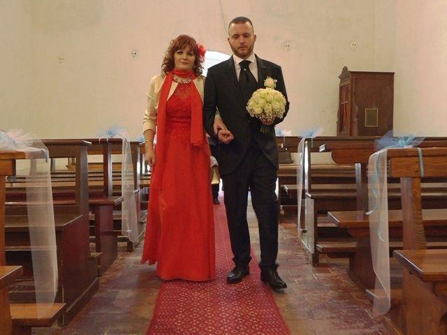 Il matrimonio di Mark e Uccia a Chiaramonti, Sassari 14