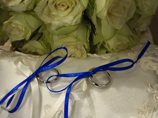 Il matrimonio di Mark e Uccia a Chiaramonti, Sassari 16