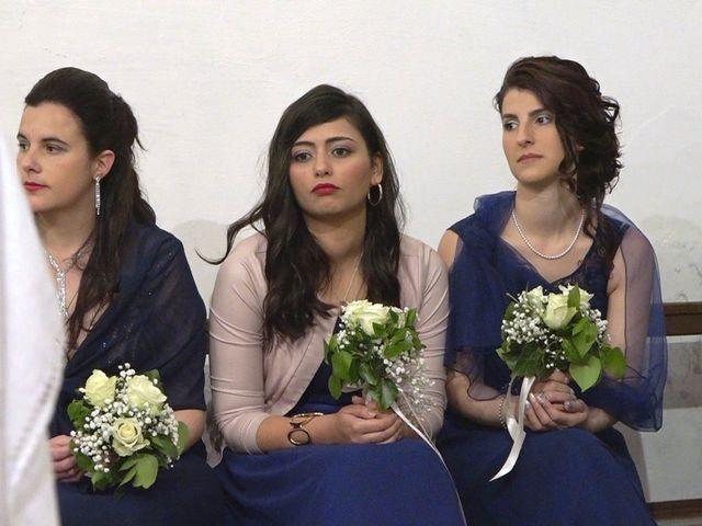 Il matrimonio di Mark e Uccia a Chiaramonti, Sassari 17