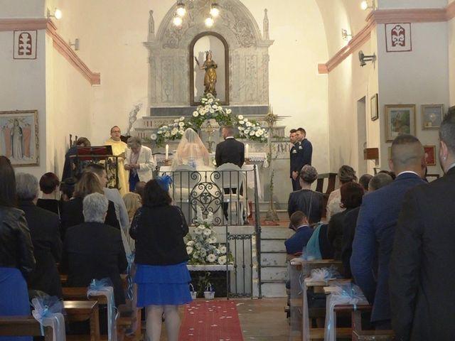 Il matrimonio di Mark e Uccia a Chiaramonti, Sassari 18
