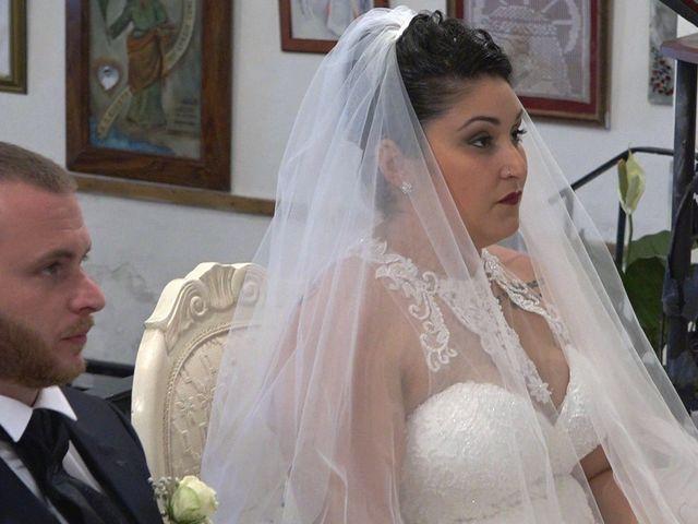 Il matrimonio di Mark e Uccia a Chiaramonti, Sassari 20
