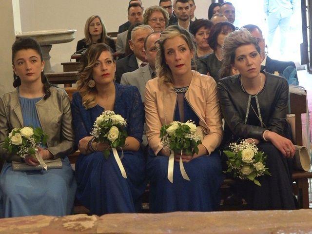 Il matrimonio di Mark e Uccia a Chiaramonti, Sassari 21