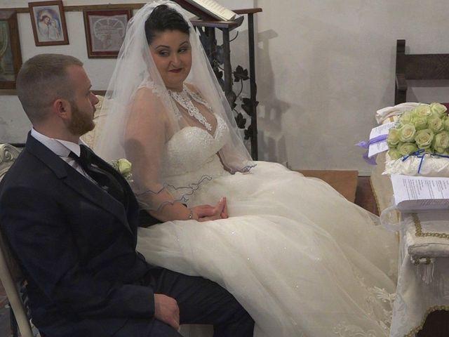 Il matrimonio di Mark e Uccia a Chiaramonti, Sassari 22
