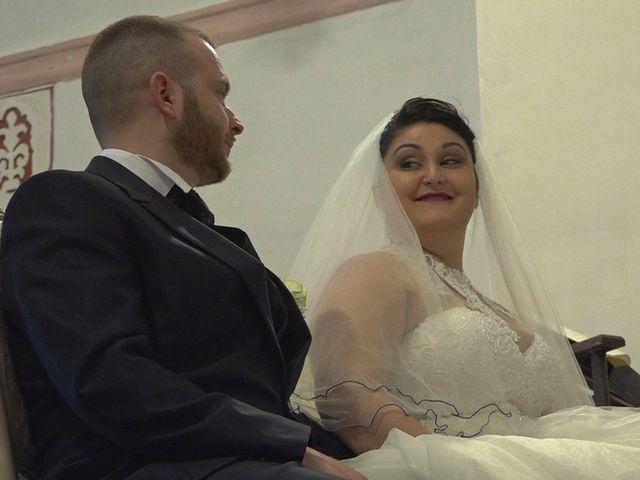 Il matrimonio di Mark e Uccia a Chiaramonti, Sassari 23
