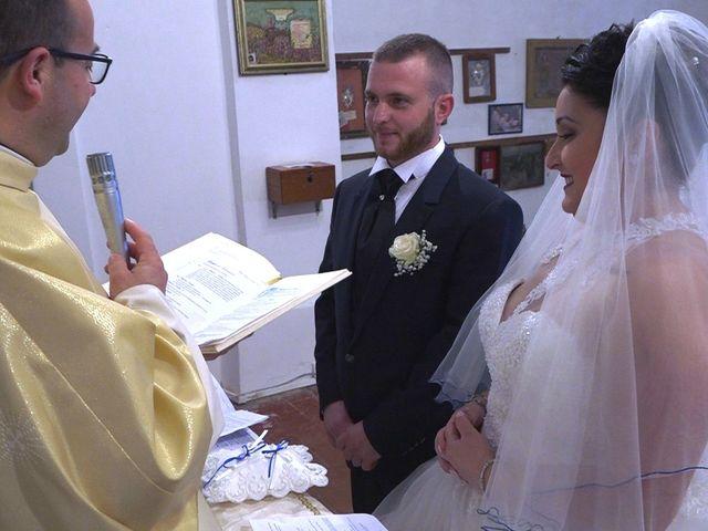 Il matrimonio di Mark e Uccia a Chiaramonti, Sassari 24