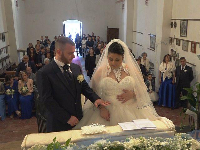 Il matrimonio di Mark e Uccia a Chiaramonti, Sassari 25