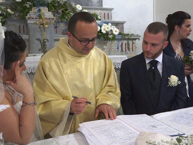 Il matrimonio di Mark e Uccia a Chiaramonti, Sassari 29