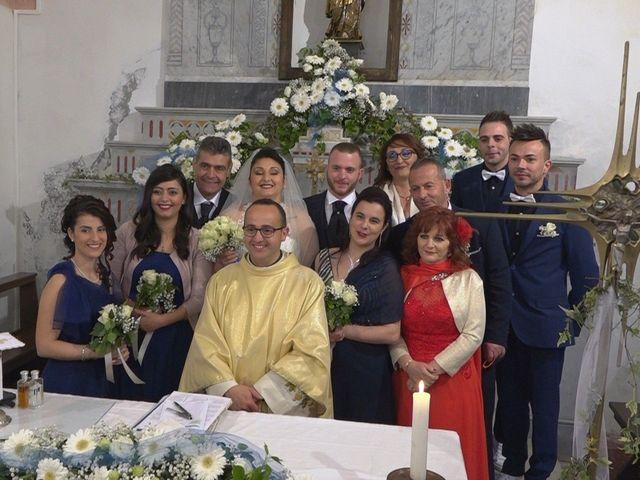 Il matrimonio di Mark e Uccia a Chiaramonti, Sassari 30