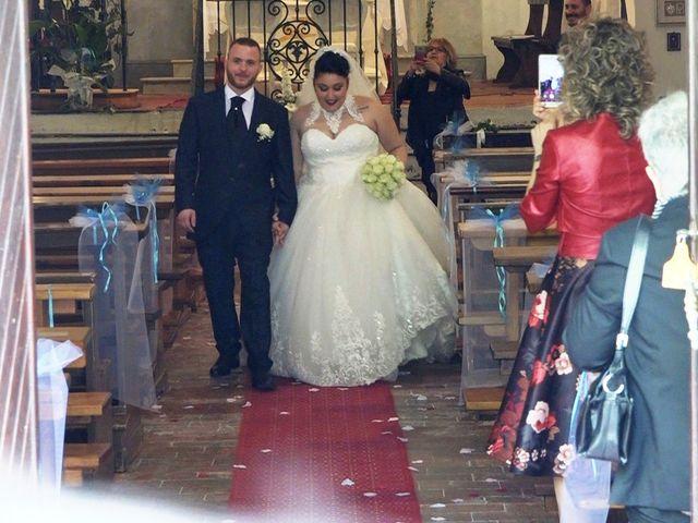 Il matrimonio di Mark e Uccia a Chiaramonti, Sassari 31