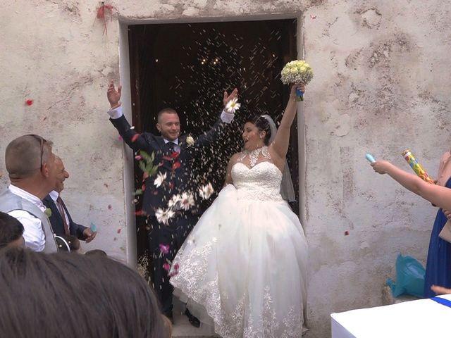 Il matrimonio di Mark e Uccia a Chiaramonti, Sassari 32
