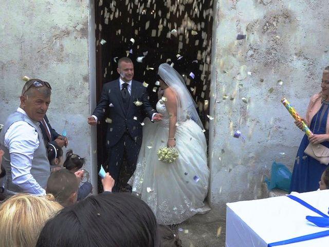 Il matrimonio di Mark e Uccia a Chiaramonti, Sassari 34