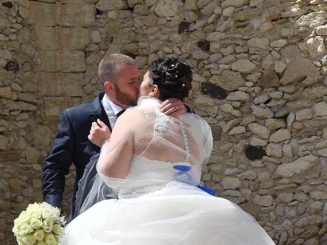 Il matrimonio di Mark e Uccia a Chiaramonti, Sassari 38