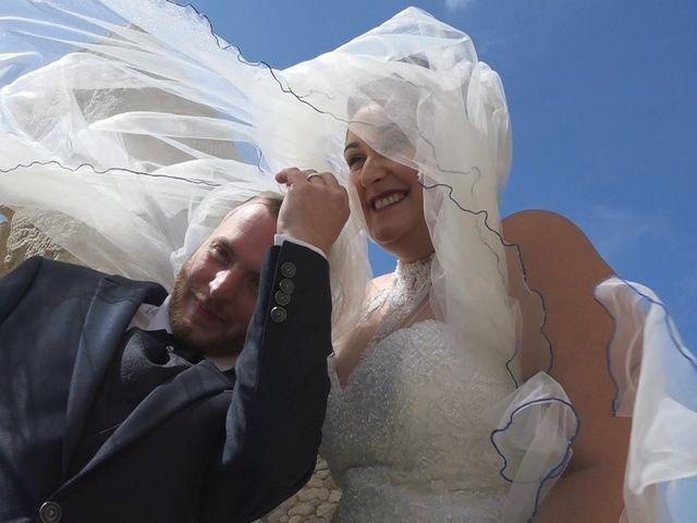 Il matrimonio di Mark e Uccia a Chiaramonti, Sassari 41