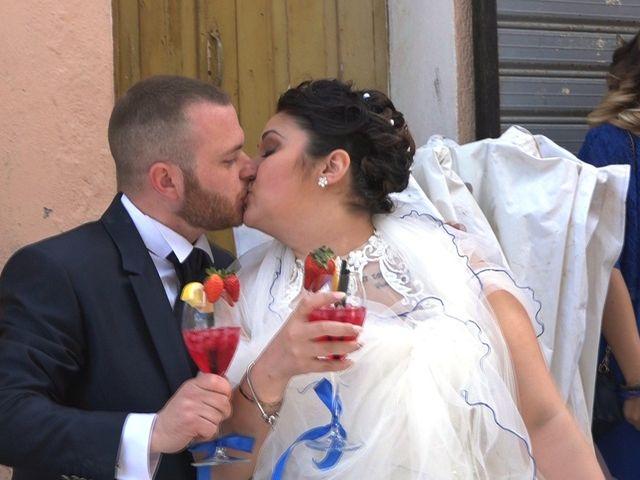 Il matrimonio di Mark e Uccia a Chiaramonti, Sassari 44