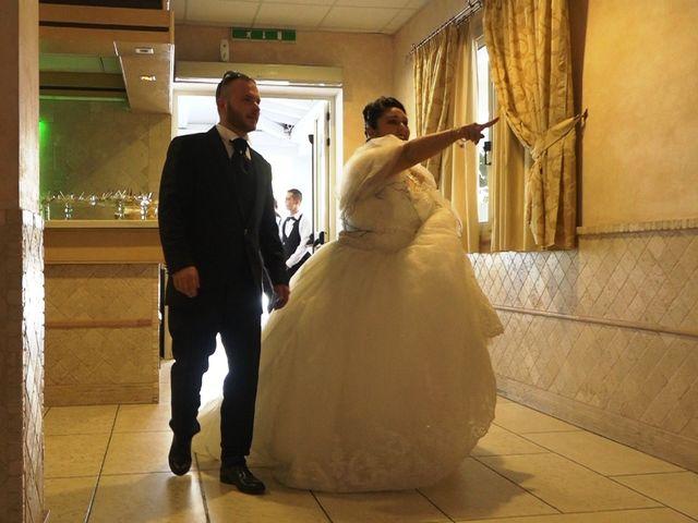 Il matrimonio di Mark e Uccia a Chiaramonti, Sassari 45