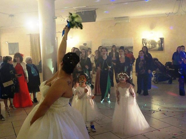 Il matrimonio di Mark e Uccia a Chiaramonti, Sassari 57