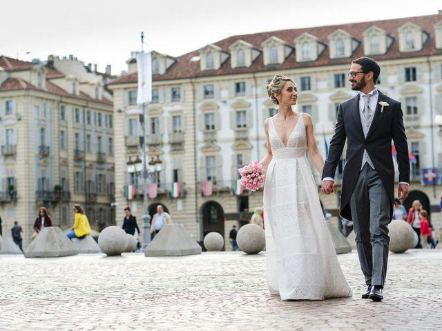 Le nozze di Cristina e Marcello