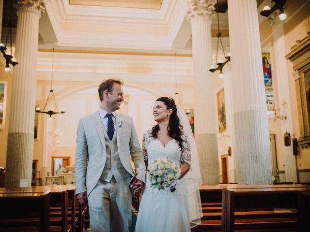 Il matrimonio di Milo e Maria a Napoli, Napoli 38