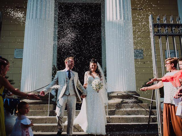 Il matrimonio di Milo e Maria a Napoli, Napoli 39