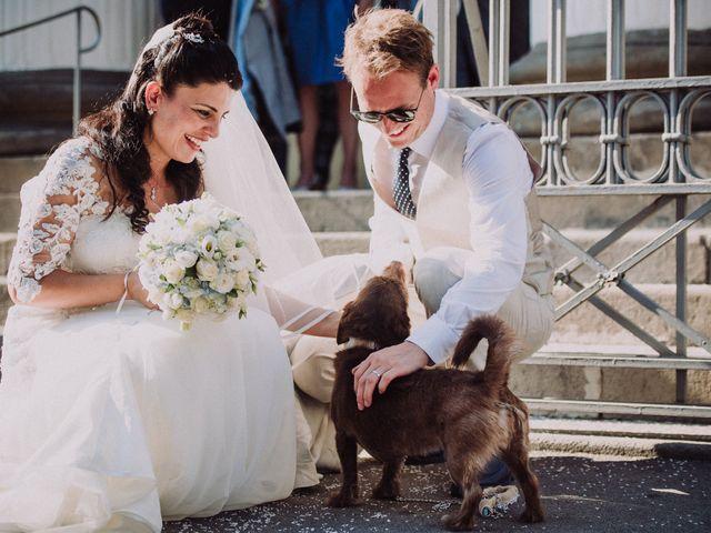 Il matrimonio di Milo e Maria a Napoli, Napoli 41