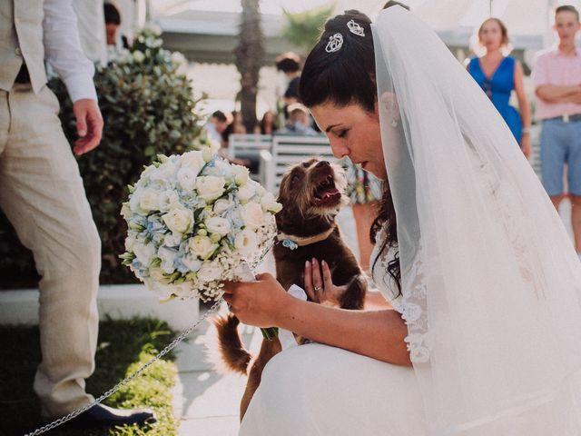 Il matrimonio di Milo e Maria a Napoli, Napoli 53