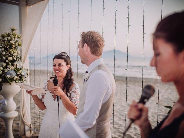 Il matrimonio di Milo e Maria a Napoli, Napoli 70