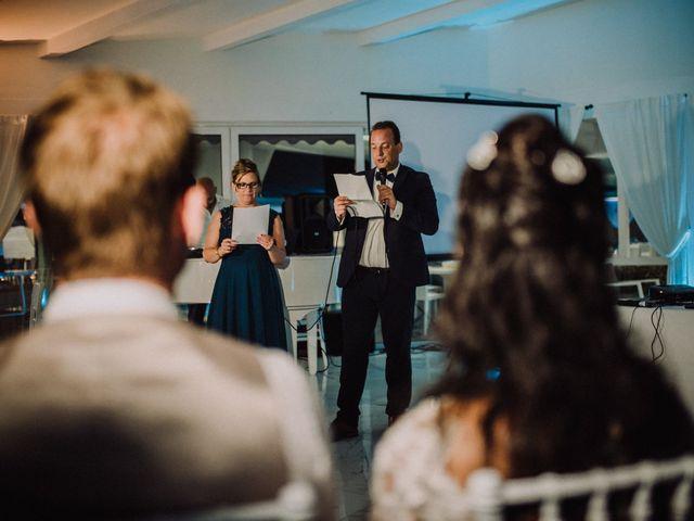 Il matrimonio di Milo e Maria a Napoli, Napoli 82