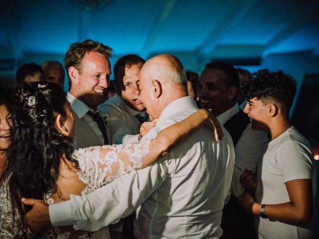 Il matrimonio di Milo e Maria a Napoli, Napoli 87