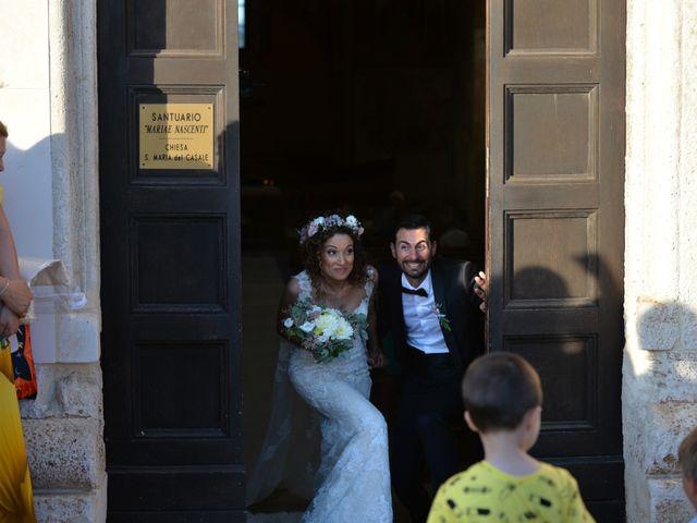 Il matrimonio di Claudio e Mariangela a Brindisi, Brindisi 19